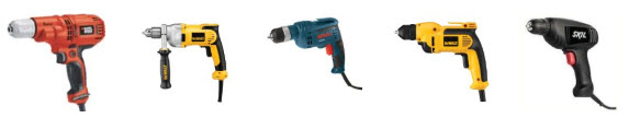 Best corded power drills
