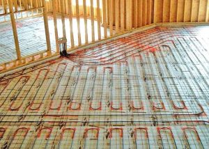 Radiant Floor Heating System