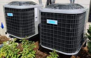 types of air conditioning