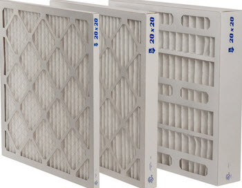 Pleated Furnace Filters