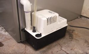 Install a Condensate Pump